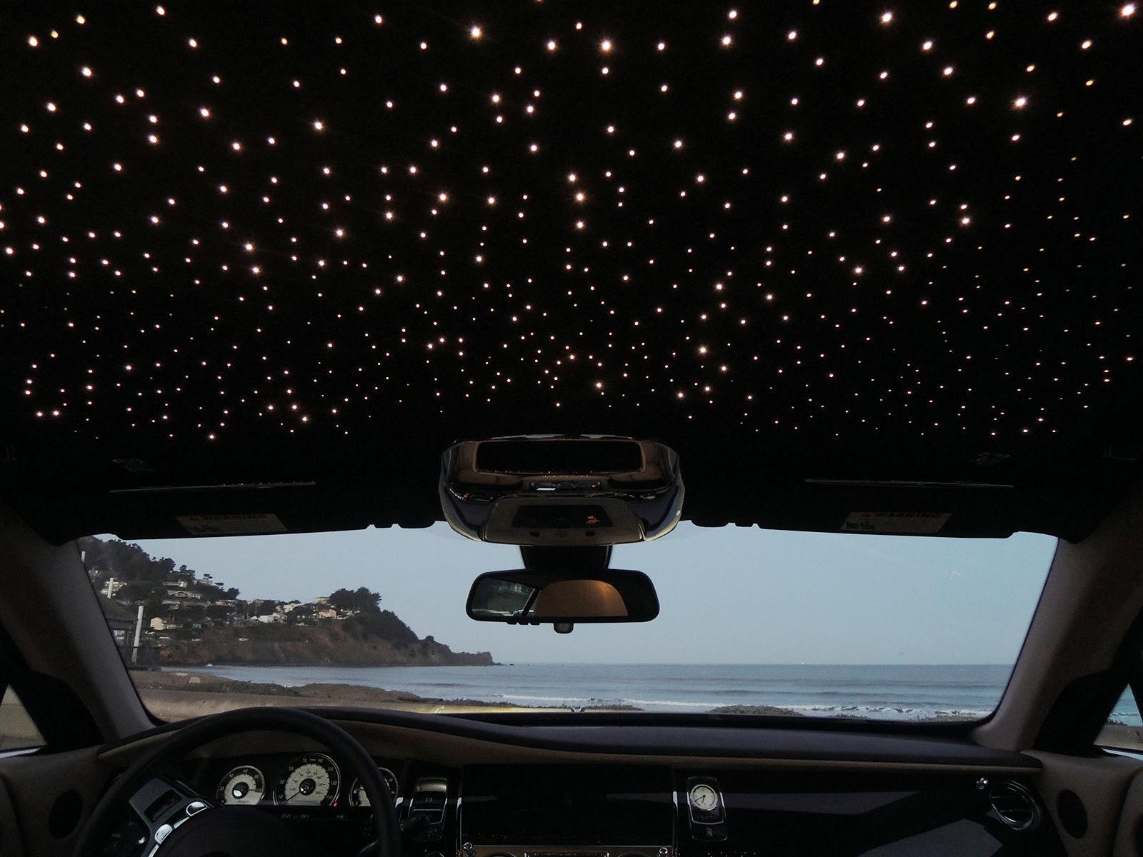 автомобиль звездное небо картинки редко